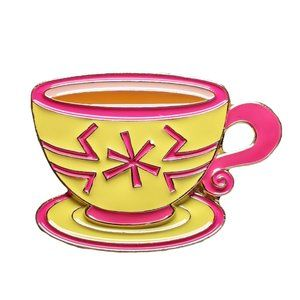 Main Attraction Disney Pin: Mad Tea Party Teacup